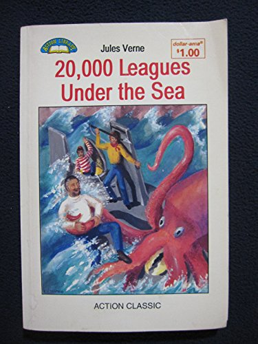 9781561034475: 20,000 Leagues Under the Sea (Action Classic)