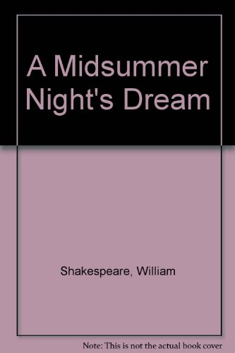 9781561036752: A Midsummer Night's Dream