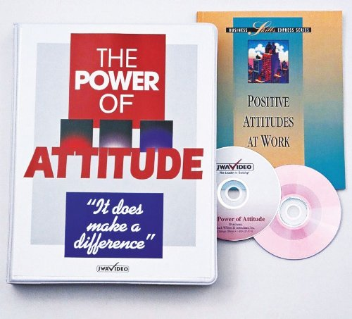 9781561063178: The Power of Attitude Training DVD
