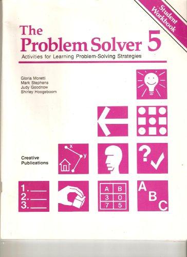 9781561070527: The Problem Solver 5 *Student Workbook