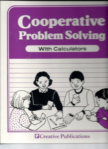 9781561071784: Cooperative problem solving with calculators