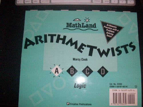 ArithmeTwists, Book A, Grade 3: Logic / Money (9781561076239) by Marcy Cook