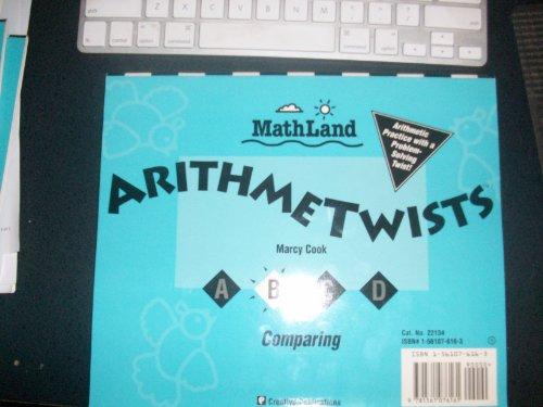 9781561076246: Arithmetwists Book B: Grade 3