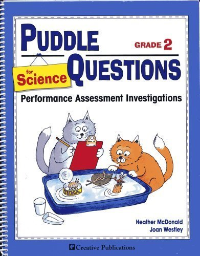 Puddle Questions for Science Grade 2 -: Heather McDonald, Joan