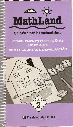 Mathland Un Paseo Por Las Matematicas Complemento En Espanol: Libro Guia Con Preguntas De Evaluacion (1561078654) by Linda Charles; Micaelia Randolph Brummett; Heather McDonald; Joan Westley