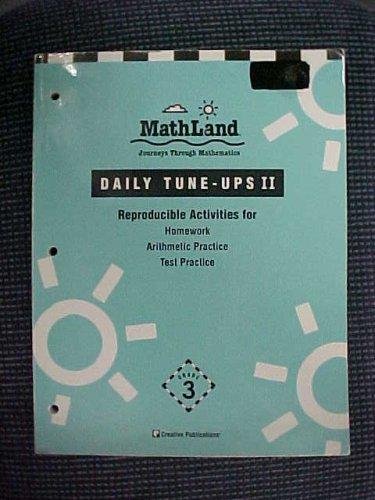 Daily Tune-Ups II: Reproducible Activities for Homework, Arithmetic Practice, Test Practice (...