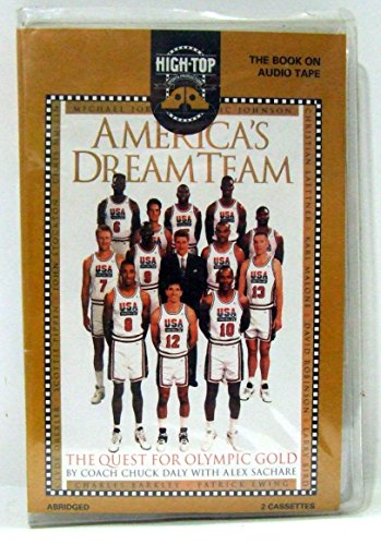 9781561119417: America's Dream Team: The Quest for Olympic Gold