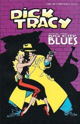 Dick Tracy Book One: Big City Blues: John Francis Moore