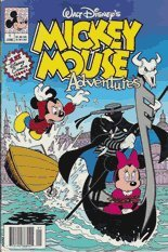 "Walt Disney's Mickey Mouse Adventures # 1 - 06/90 - ""The Phantom Gondolier"": ..."