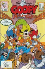 Walt Disney's Goofy Adventures # 7 -: Vic Lockman and