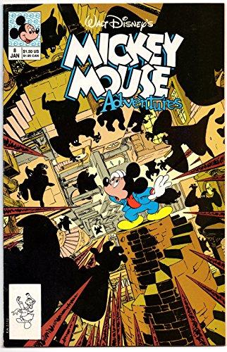 9781561150878: Walt Disney's Mickey Mouse Adventures # 8 - 01/91 -