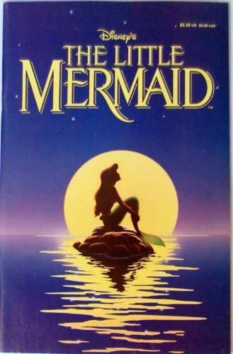 Disney's the Little Mermaid: No Author
