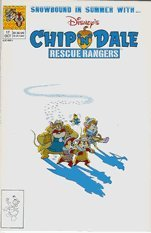 "Disney's Chip 'n' Dale Rescue Rangers - # 17 - 10/91 - ""For the Love of ..."