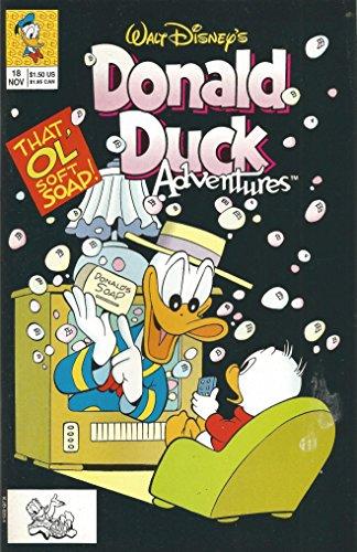 Walt Disney's Donald Duck Adventures # 18