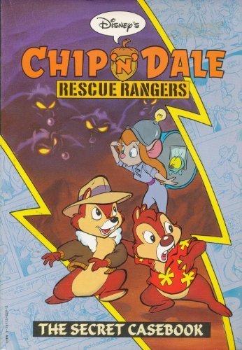 9781561152292: The Secret Casebook (Disney's Chip 'n' Dale Rescue Rangers)