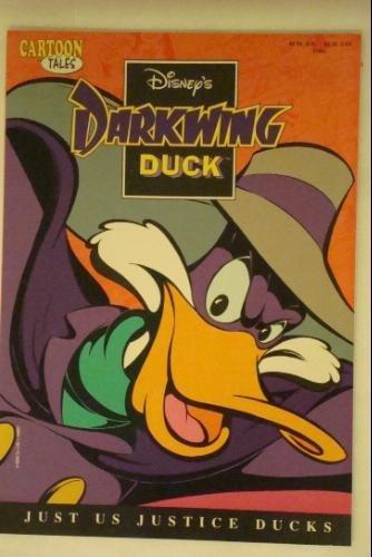 9781561152681: Disney's Darkwing Duck in Just Us Justice Ducks (Cartoon Tales)