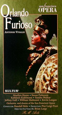 9781561270415: Orlando Furioso [VHS] [Import USA]