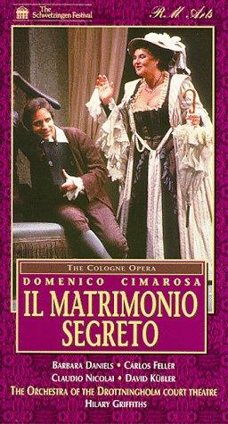 9781561270835: Matrimonio Segreto [VHS]