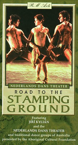 9781561270880: Road to the Stamping Ground [VHS]