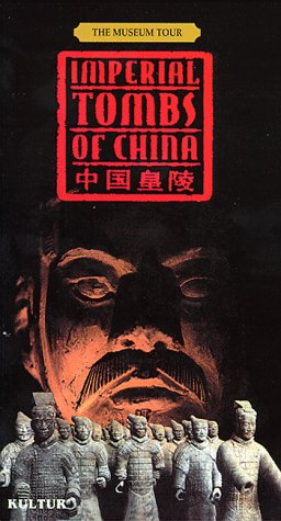 9781561270897: Imperial Tombs of China: Museum Tour [VHS]