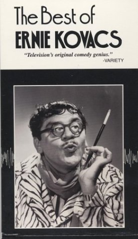 9781561275601: The Best of Ernie Kovacs [VHS]