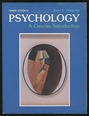 Psychology: A Concise Introduction: Terry F. Pettijohn