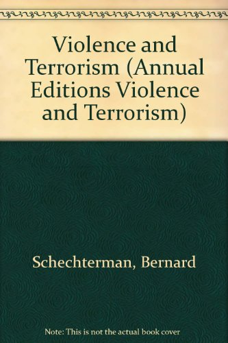 9781561341337: Violence and Terrorism (Annual Editions Violence and Terrorism)