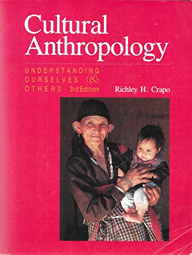 9781561342228: Cultural Anthropology: Understanding Ourselves and Others