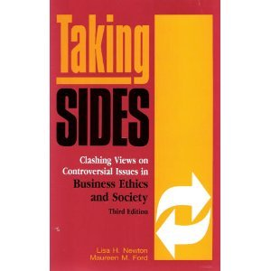 Taking Sides: Clashing Views on Controversial Issues: Newton, Lisa H.;