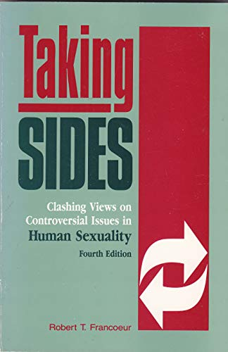 9781561342495: Taking Sides: Clashing Views on Controversial Issues in Human Sexuality (4th Edition)