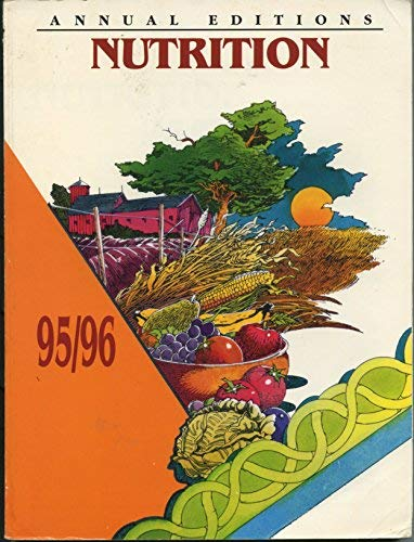 Nutrition 95/96 (Annual Editions : Nutrition)