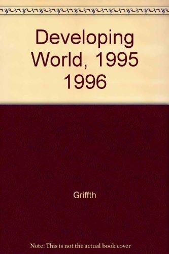 9781561343737: Developing World, 1995 1996