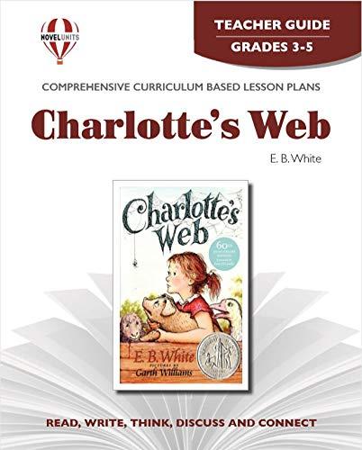 9781561370269: Charlotte's Web - Teacher Guide by Novel Units