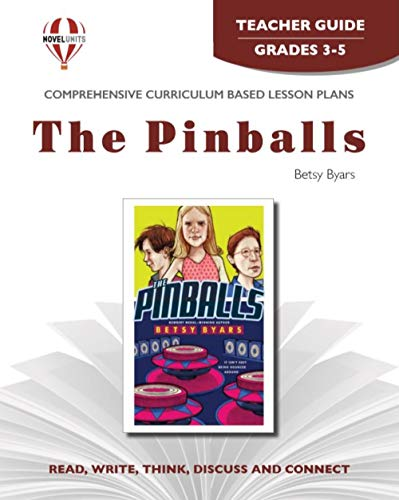 9781561370825: The Pinballs (Teacher Guide)