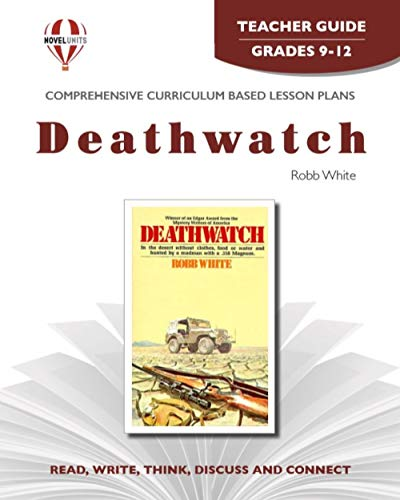 9781561371402: Deathwatch - Teacher Guide by Novel Units, Inc.