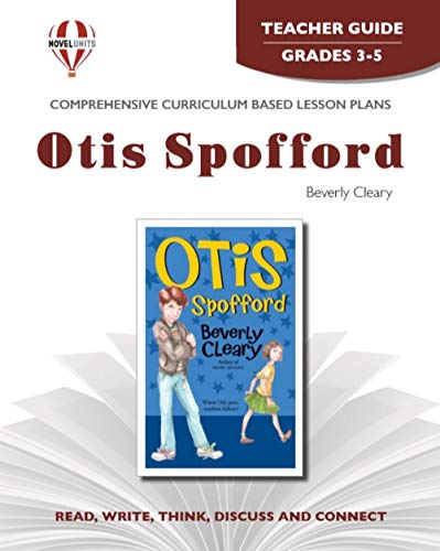 9781561371938: Otis Spofford, by Beverly Cleary: Teacher Guide