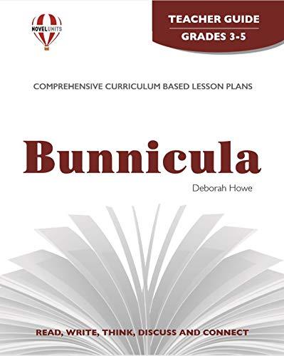 9781561372003: Bunnicula - Teacher Guide by Novel Units