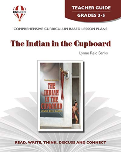 9781561372256: The Indian in the Cupboard (Teacher Guide)