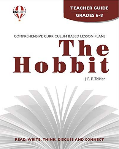 9781561372539: The Hobbit - Teacher Guide by Novel Units