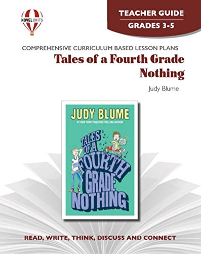 9781561372713: Tales of a Fourth Grade Nothing (Fly High with Novel Units) (Teacher Guide)