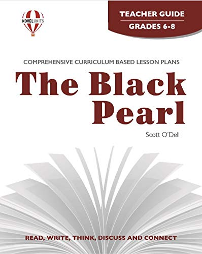 9781561372867: The Black Pearl - Teacher Guide by Novel Units