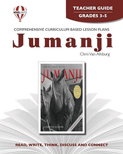9781561373314: Jumanji (Teacher Guide)