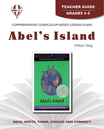 9781561373451: Abel's Island - Teacher Guide by Novel Units, Inc.