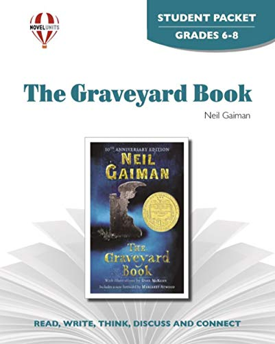 9781561373673: Graveyard Book - Student Packet by Novel Units, Inc.