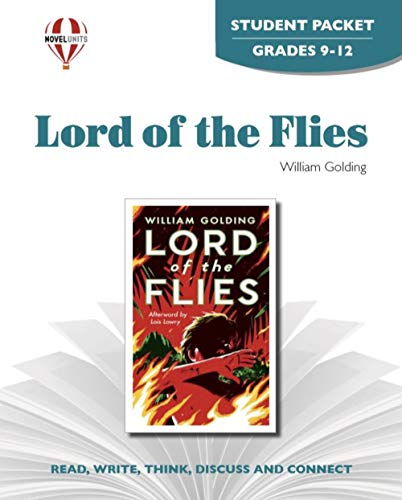 9781561373840: Lord of the Flies - Student Packet by Novel Units, Inc. by Novel Units (2006-08-16)
