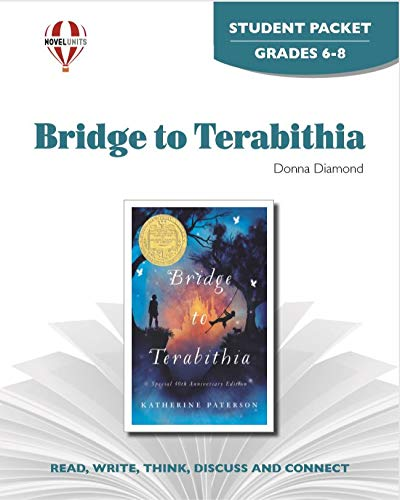 9781561374885: Bridge To Terabithia - Student Packet by Novel Units, Inc.