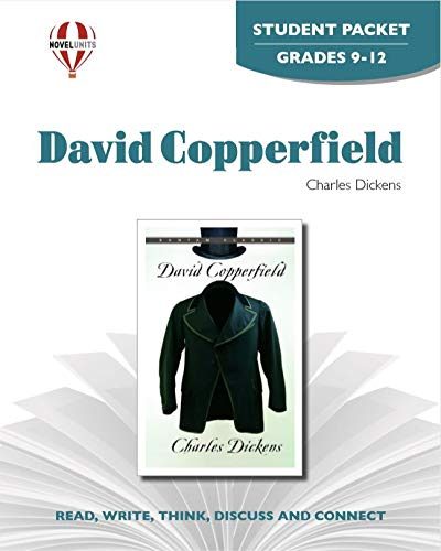 9781561375110: David Copperfield - Student Packet by Novel Units, Inc.