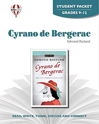 9781561376223: Cyrano De Bergerac - Student Packet by Novel Units, Inc.