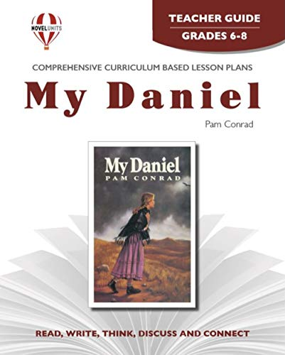 9781561377336: My Daniel - Teachers Guide by Novel Units, Inc.