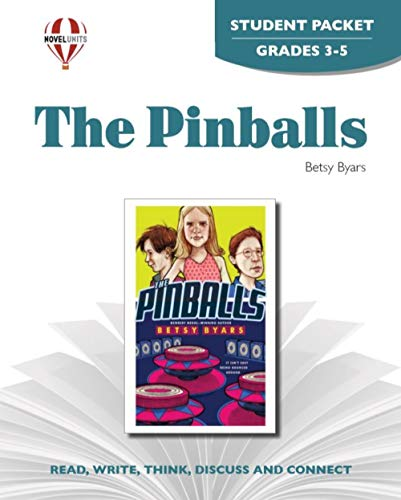 9781561378272: The Pinballs - Student Packet by Novel Units, Inc.